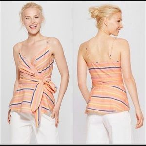 Target A New Day Stripped Top